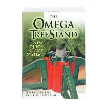 Omega Plastic Christmas Live Tree Stand