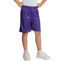 Ma Croix Kids Mesh Shorts Gym Soccer Basketball Athletic Casual Activewear