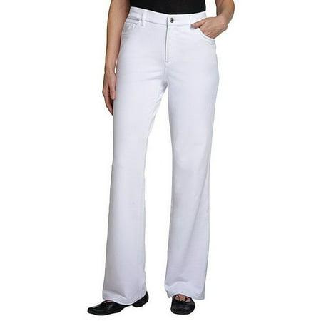 Denim Co How Comfy Boot Cut Knit Jeans A220699 - Boot Cut Cords