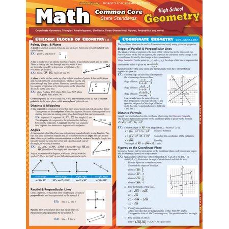 Math Common Core Geometry - 10Th Grade - Halloween Math Activities Geometry