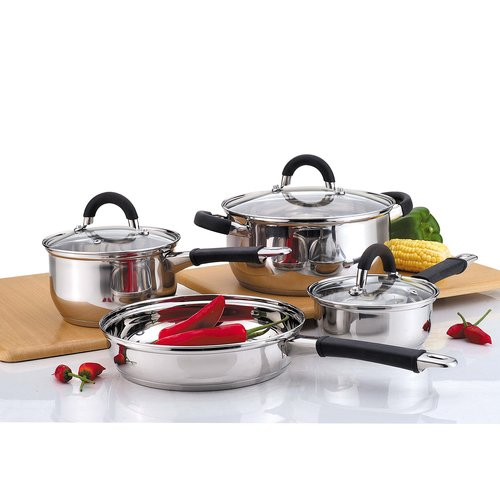 Culinary Edge 7-Piece Cookware Set