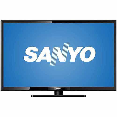 "SANYO DP24E14 24"" 720p 60Hz Class LED HDTV, Refurbished"
