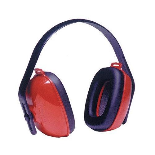 Howard Leight by Sperian QM24+ Earmuffs - quiet muff ear muffs multi position w/