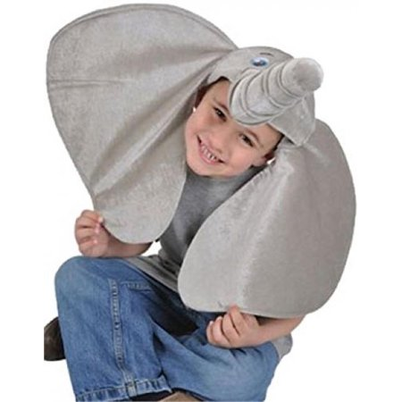 Stuffed Plush Elephant Hat Costume Party Cap](Elephant Party)