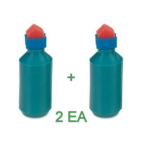 2 Each  Envelope Moistener, Bottle Type, Sponge Tipped (SPR01483) Sparco ()