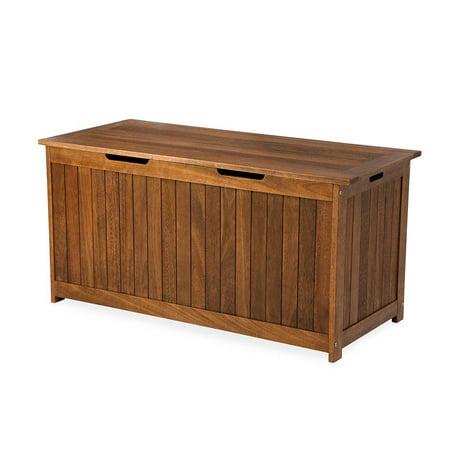 Eucalyptus Deck (Eucalyptus Wood Storage Box / Deck Box)