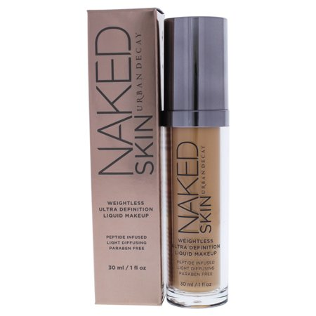 Naked Skin Weightless Ultra Definition Liquid Makeup - 3.0 by Urban Decay for Women - 1 oz Foundation - image 1 of 1
