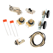 Pleasing Fender Vintage Jazzmaster Wiring Kit Pots Switch Slider Caps Wiring Digital Resources Arguphilshebarightsorg