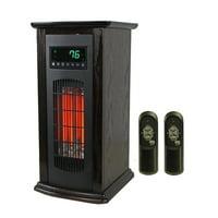LifeSmart LifePro LS-PCHT1029 1,500 Watts Portable Infrared Quartz Tower Heater
