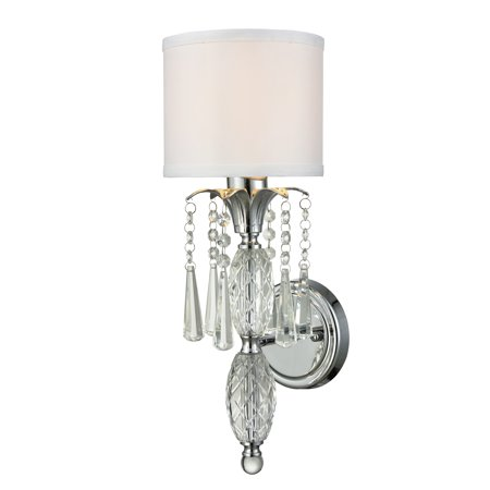 Clear Flush Sconce (18