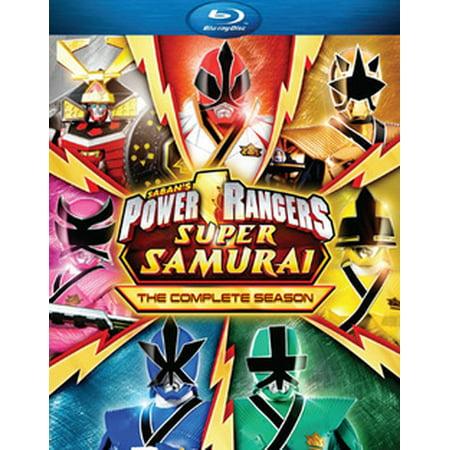 Power Rangers Super Samurai: The Complete Season (Blu-ray)