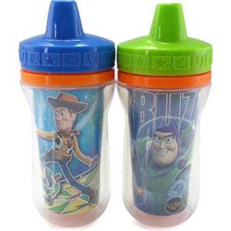 THE FIRST YEARS - Toy Stoy Insulated Sippy Cup - 1 - Toy Story Cup