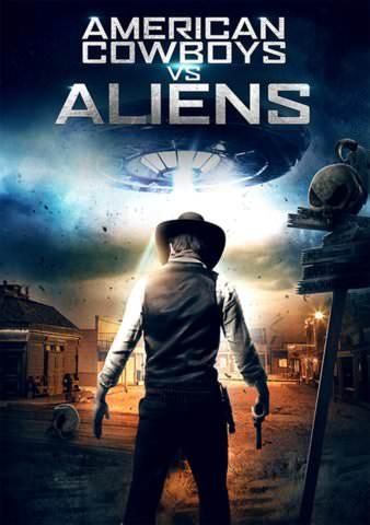 American Cowboys vs. Aliens by