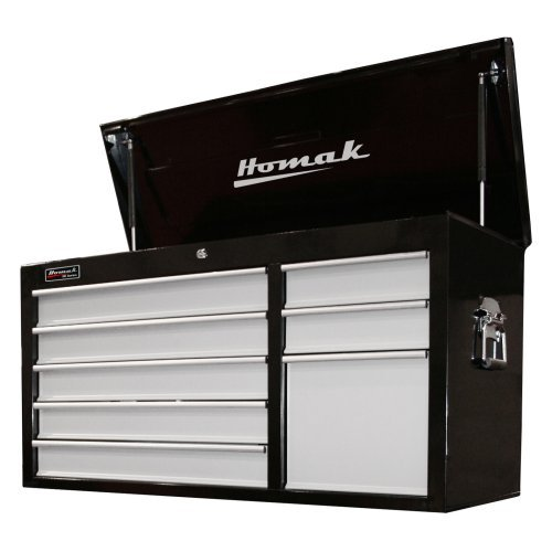 Homak SE Series 8 Drawer Top Chest