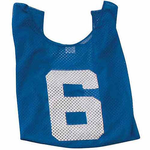 Lightweight Numbered Scrimmage Vest