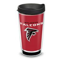 NFL Atlanta Falcons Touchdown 16 oz Tumbler with lid