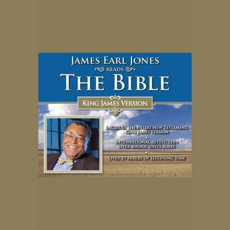 James Earl Jones Reads the Bible - Audiobook