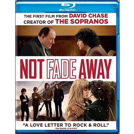 Not Fade Away  Blu Ray   Widescreen