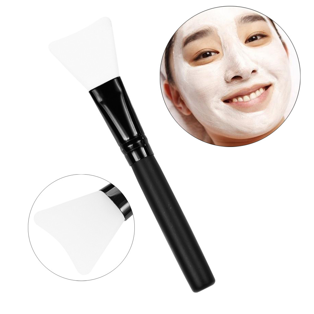 DZT1968 Wooden Handle Facial Face Mud Mask Mixing Brush Cosmetic Makeup Kit By Terry Cellularose Clarifying Comfort Toner 200ml/6.8oz