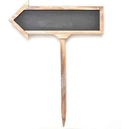 Gartner Studios Chalkboard Arrow Sign, 1 - 1st Birthday Chalkboard Sign