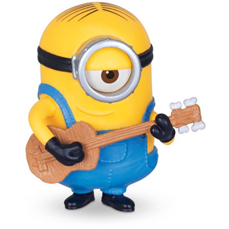 Minions Minion Stuart Figure - Collectible Minions