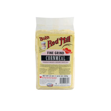 Image of Bobs Red Mill Cornmeal Fine, 24 Oz