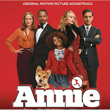Annie Soundtrack (CD) ()