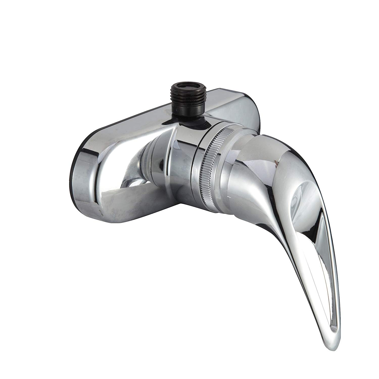 Dura Faucet Single Lever RV Shower Faucet - Chrome Polished