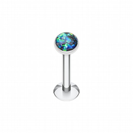 Opal Glitter Shower Dome Steel WildKlass Labret