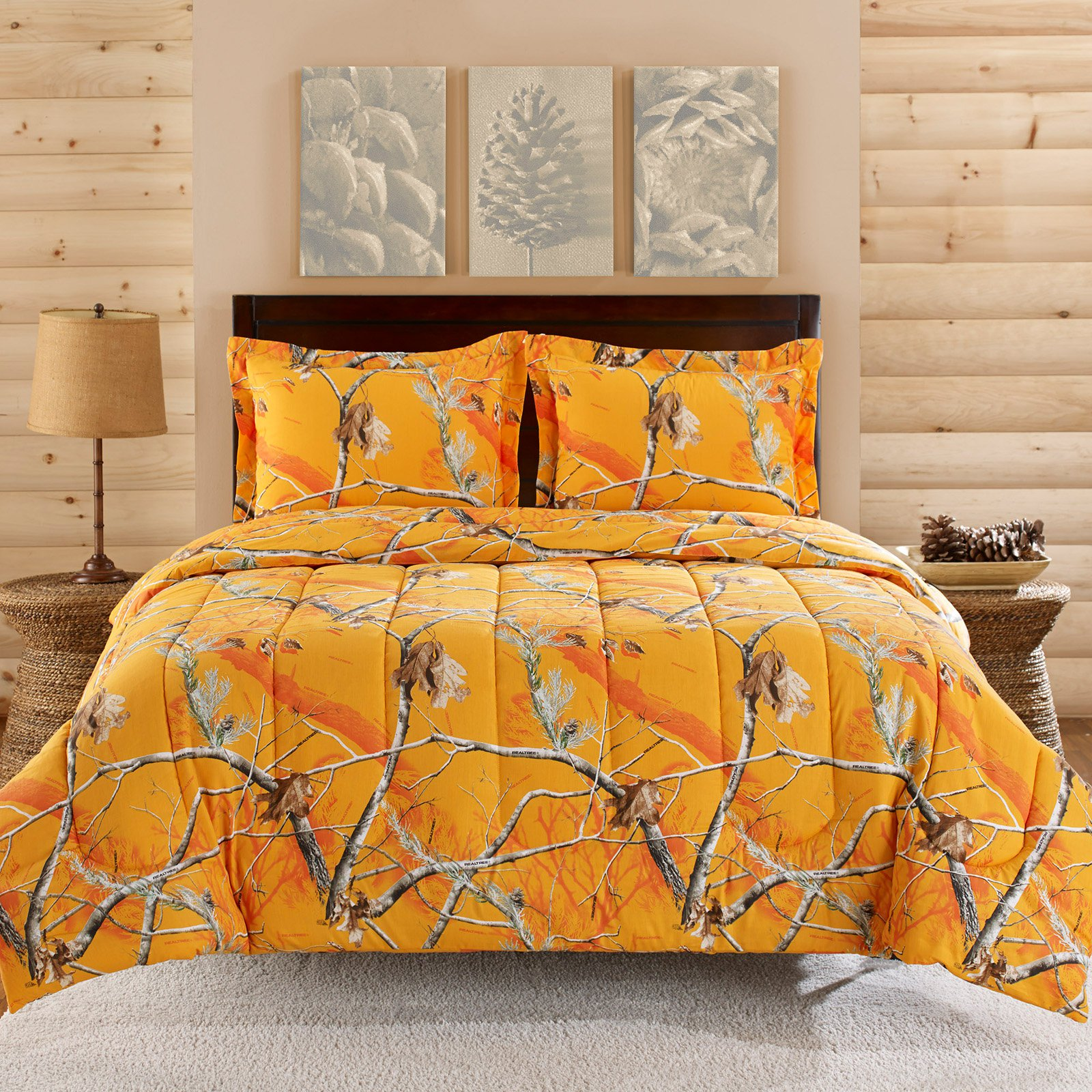 Comforter Set by Realtree
