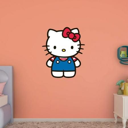 Fathead Hello Kitty Wall Decal Walmartcom - Hello kitty wall stickers