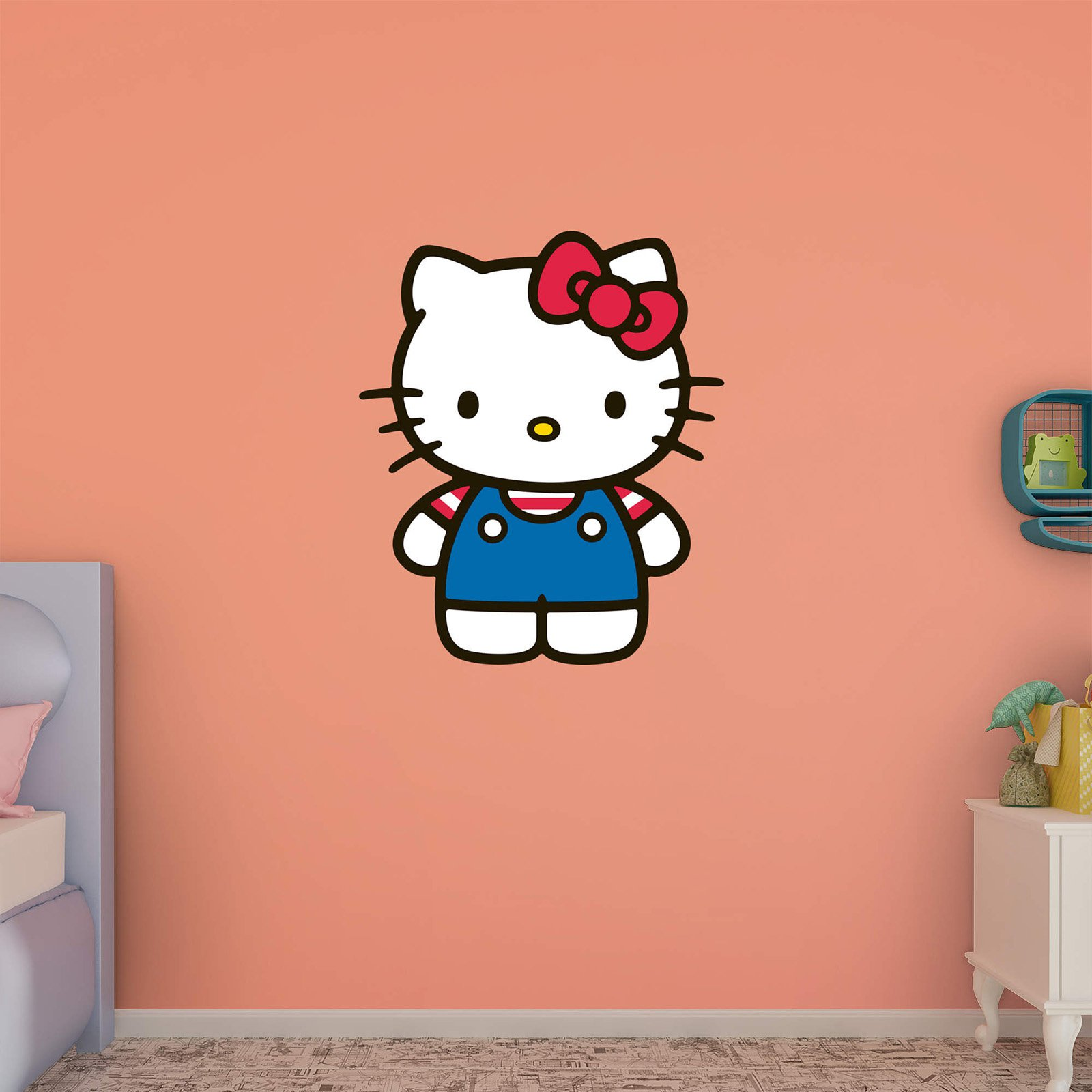 Fathead Hello Kitty Wall Decal