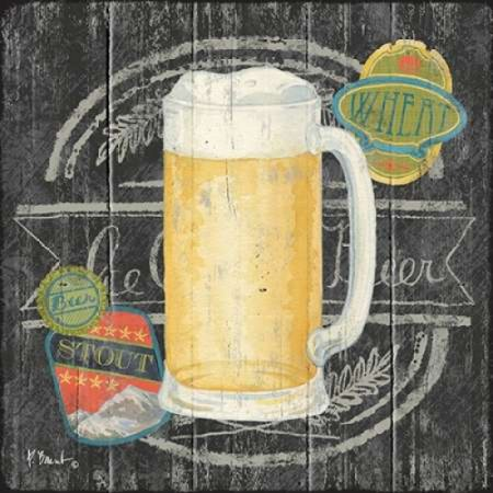 Craft Brew IV Poster Print by Paul Brent