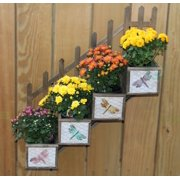 4 Section Wall Planter