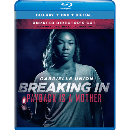 Breaking In (Unrated Director's Cut) (Blu-ray + DVD + Digital)