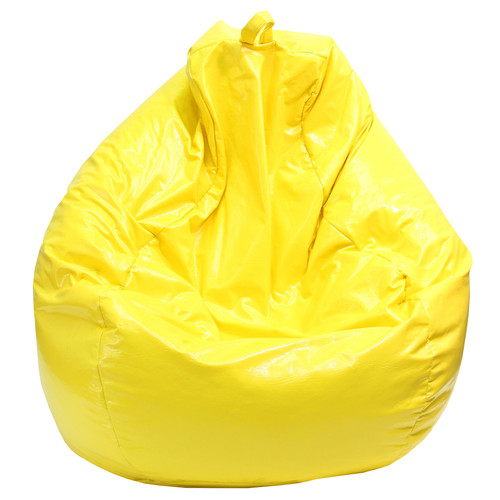 Gold Medal Bean Bags Wet Look Bean Bag Chair