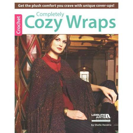 Completely Cozy Wraps To Crochet