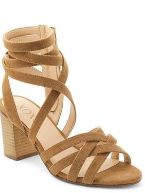 183437f7ae Product Image XOXO Women's Eden Strappy Block Heel Sandals