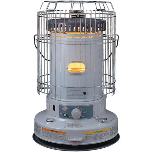 Duraheat World Marketing 23,000-BTU Convection Heat Indoor Kerosene Heater KW-24G by Generic