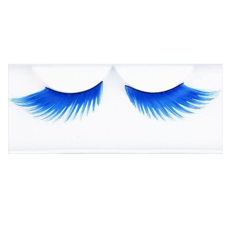 Glamour Eyez Eyelashes - Wicked Blue (Blue Eyelashes)