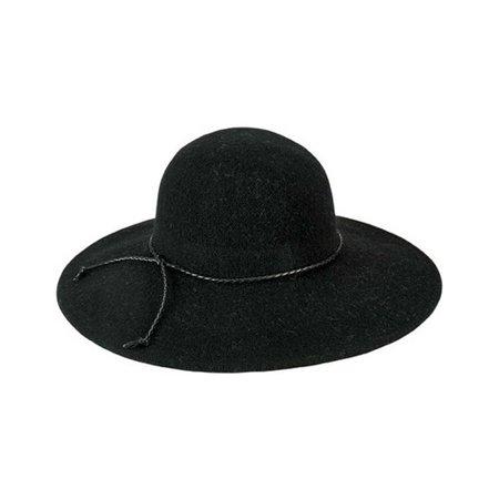 San Diego Hat Company - Women s San Diego Hat Company Knit Floppy Wide Brim  Hat with Knot Trim KNH3618 - Walmart.com 5e71327b0c98