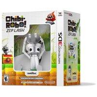 Chibi-Robo! Zip Lash w/ Chibi-Robo amiibo, Nintendo, Nintendo 3DS, 045496743246