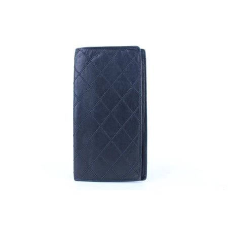 Quilted Lambskin Single Flap (Quilted Lambskin Flap Wallet)