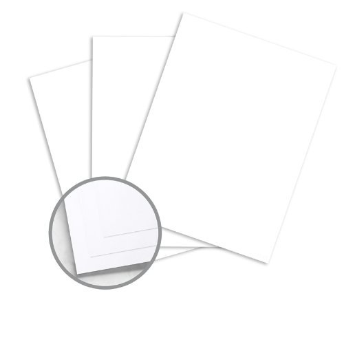 NCR 11 x 17 Superior CB White Carbonless Paper 21lb 500 Ream by