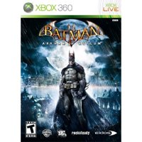 Eidos Batman: Arkham Asylum - Game of the Year (Xbox 360)