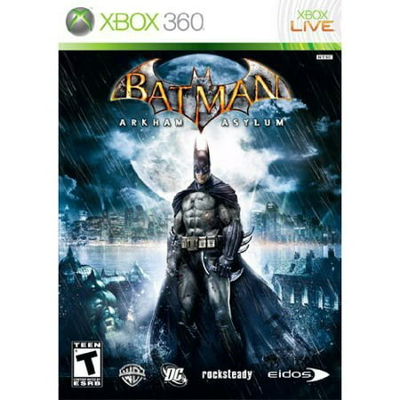 Eidos Batman: Arkham Asylum - Game of the Year (Xbox 360) ()