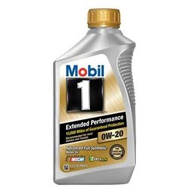 Mobil M67-120926 Extended Performance Synthetic Motor Oil - Pack of 6