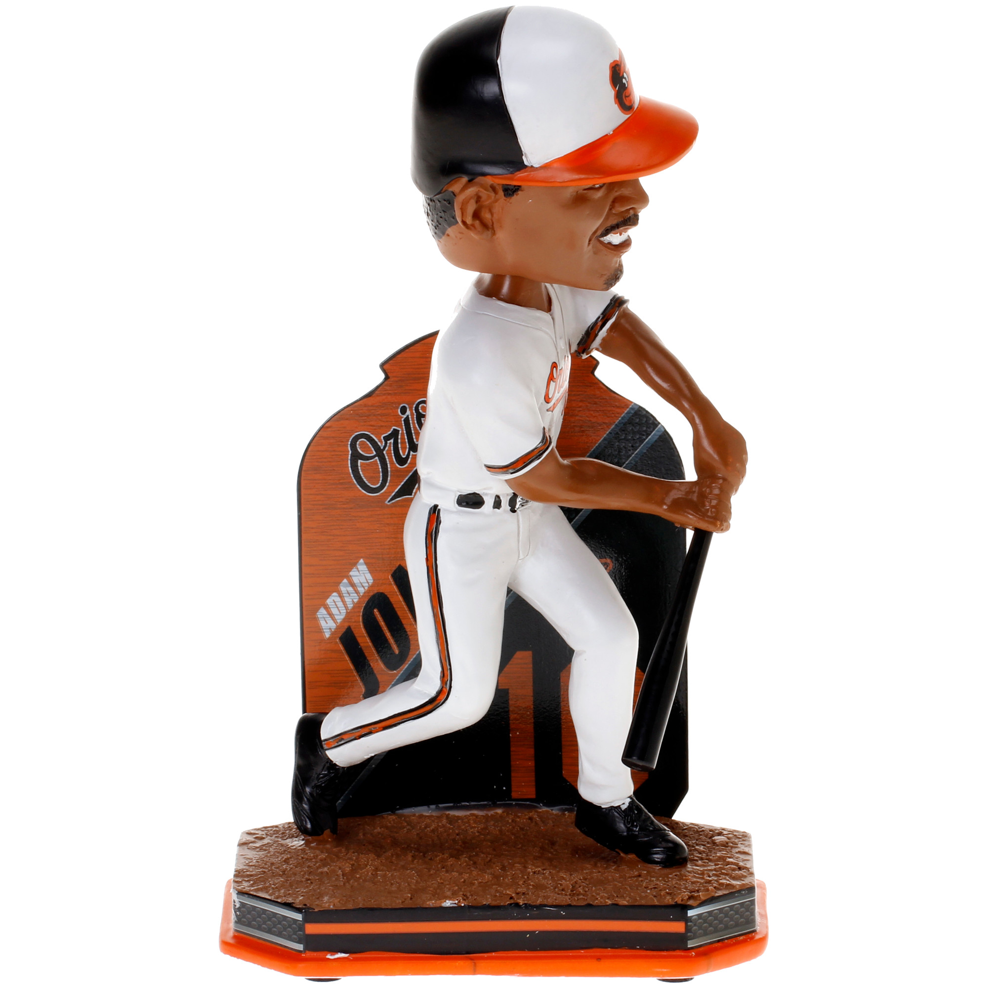Adam Jones Baltimore Orioles Name & Number Bobblehead - No Size