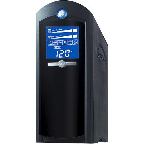 CyberPower Intelligent LCD CP1500AVRLCD uninterruptible power supply (UPS)