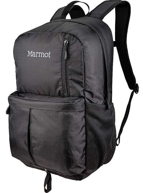 Marmot Tragen Backpack, Black Color New by